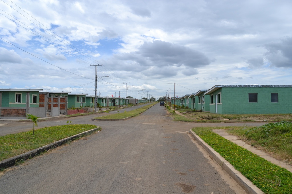 Urban sprawl and housing failure in Nicaragua
