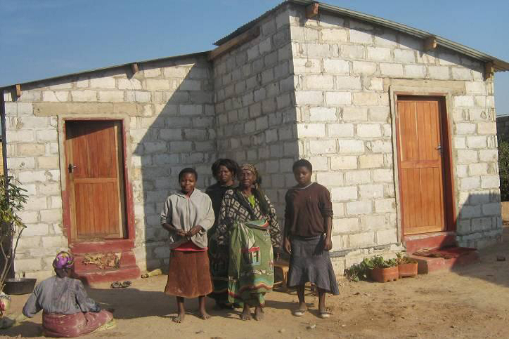 Affordable housing in zambia a myth or reality - House habitat ...