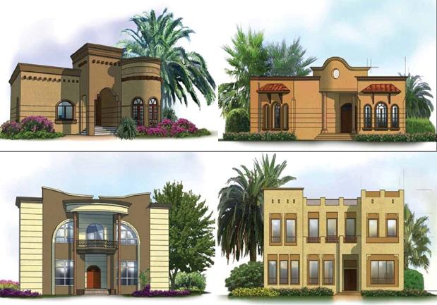 sheik zayed housing