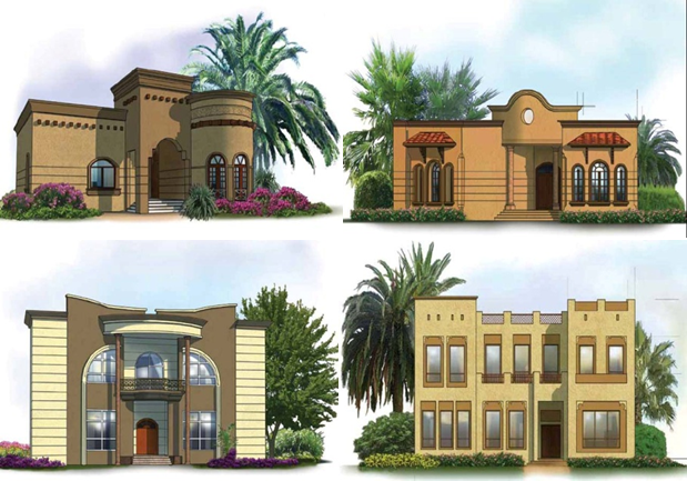 sheik zayed housing