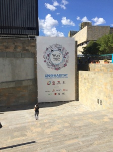UN Habitat's World Urban Forum