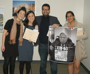 AHI Staff win 2nd place at the Boston Affordable Housing Development Competition