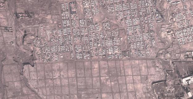 Jalozai Refugee camp in Pakistan